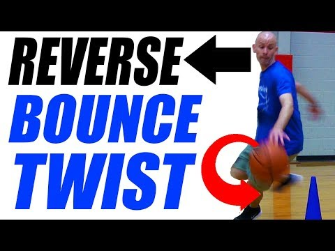 BREAK ANKLES On TIGHT DEFENSE With The REVERSE BOUNCE TWIST! Basketball Moves To Get Past Defenders