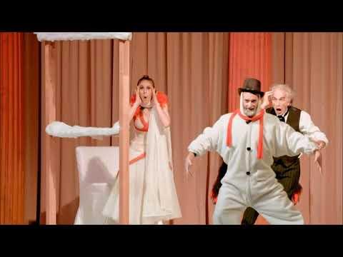 """Trailer: """"Der Schneemann"""" (+ Happy End) von E.W. Korngold, Inszenierung W.S. Bartussek"""