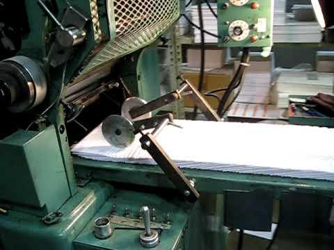 halm jet press youtube rh youtube com Halm Printing Presses Jet Envelope Press