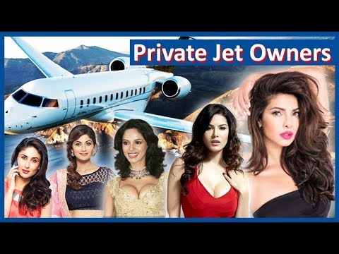 Top 5 bollywood actresses who own private jets