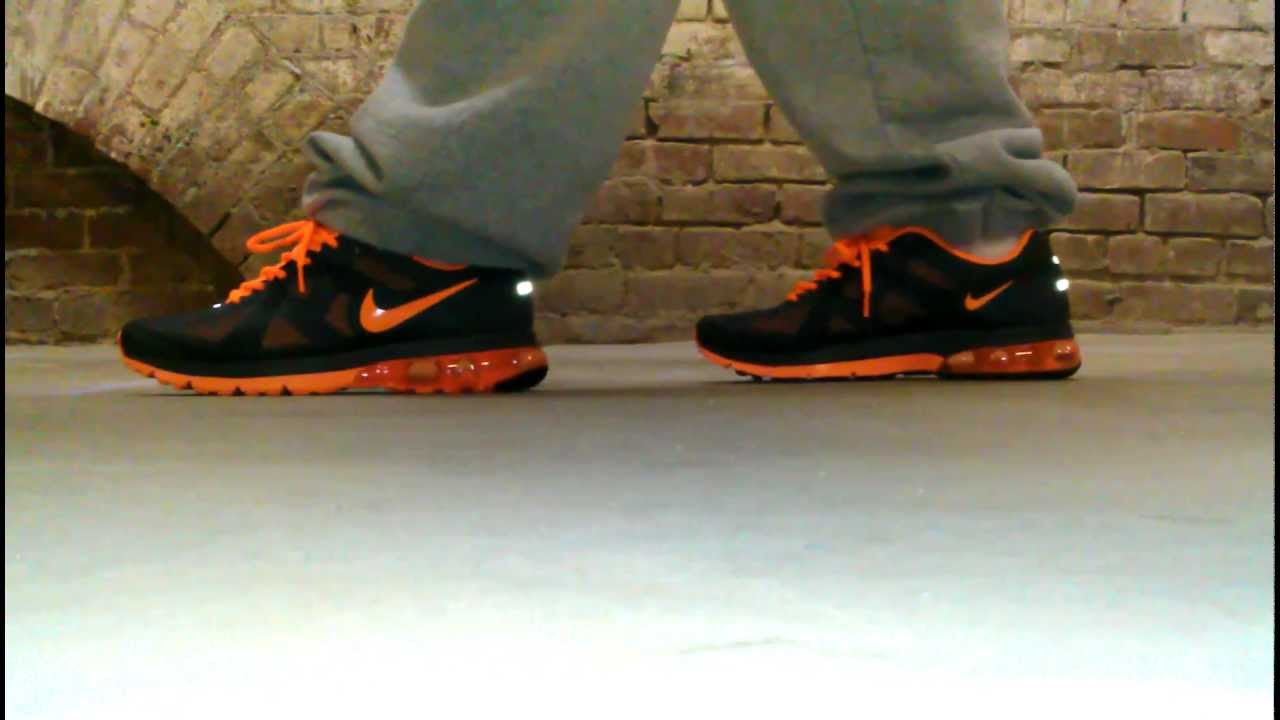 uk availability cfa39 1ff39 NIKE PROMO AIR MAX EXCELLERATE ON FOOT REVIEW IN 1080p HD .