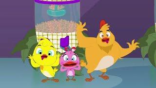 Eena Meena Deeka | Фабрика попкорна | Мультфильмы для детей | WildBrain