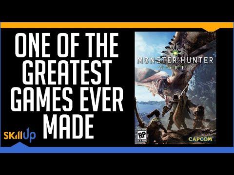 Monster Hunter World - The Review (2018)