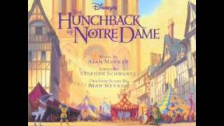 The HuchBack Of Notre Dame Soundtrack ~ Bells Of Notre Dame