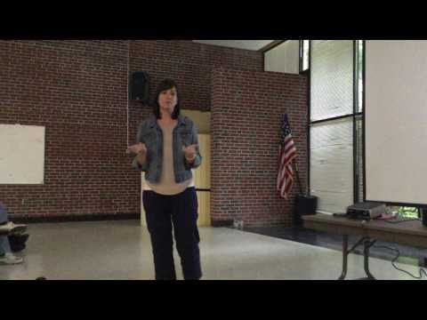 Taryn LaScola, MDAR Director of Crops & Pest Services Speaks About Pesticides & Pollinator Plan