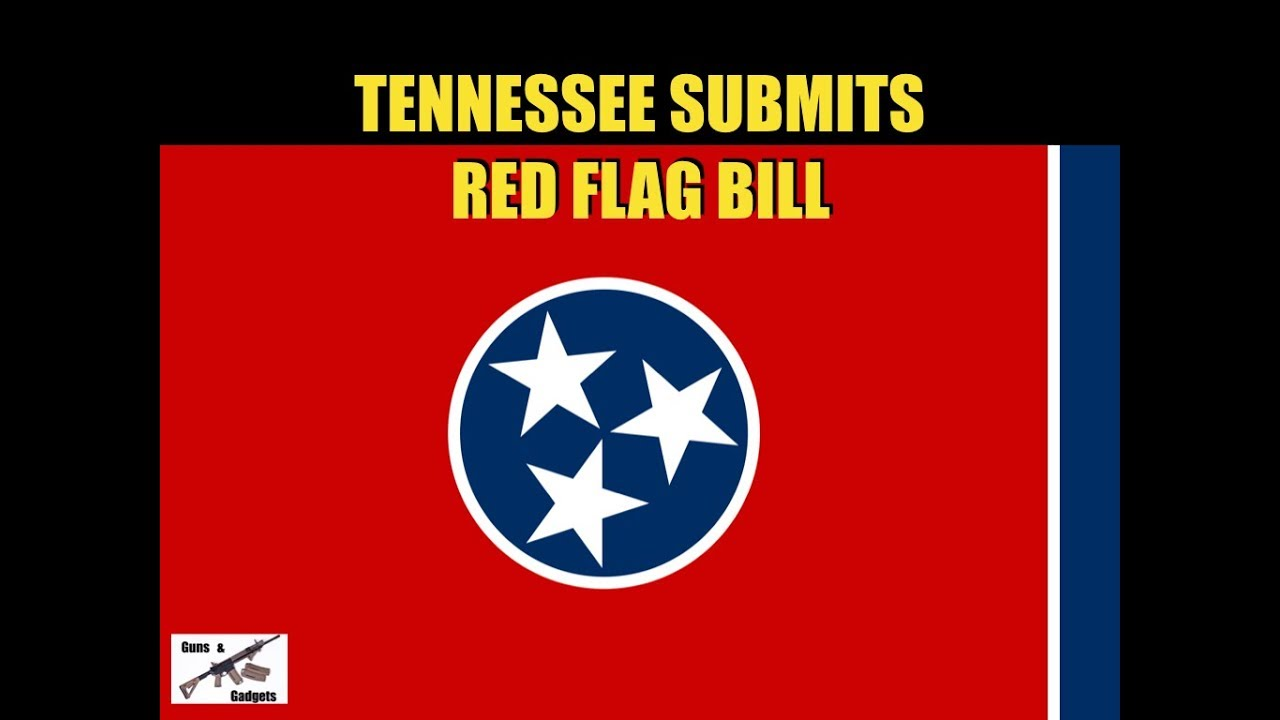 Tennessee Red Flag Bill Submitted