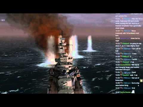 Let's Play Atlantic Fleet - Part 5