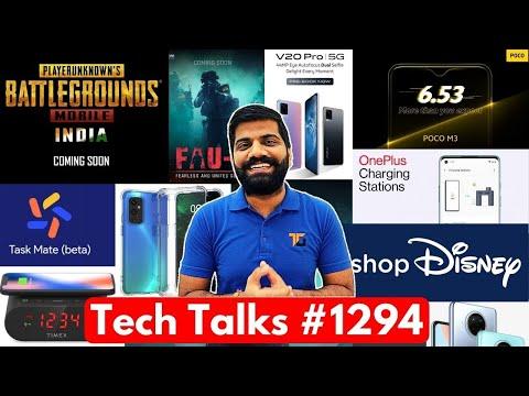 Tech Talks #1294 – PUBG Mobile India Vs FAUG, S21 5G, Chingari App, Fake Xiaomi Items, Poco M3 India