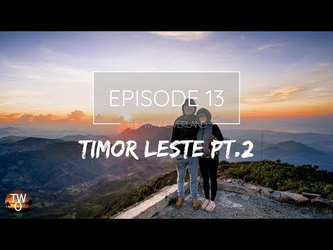 TROOPY RETURNS & MT RAMELAU (Timor-Leste Pt.2) - The Way Overland - Episode 13