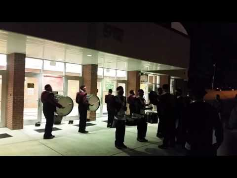 Southern Guilford drumline