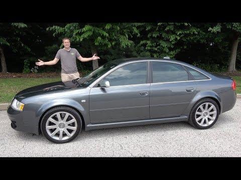 Вот почему Audi RS6 замечательная и ужасная