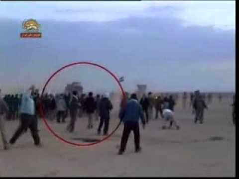 Murderous attack on Camp Ashraf-8April 2011