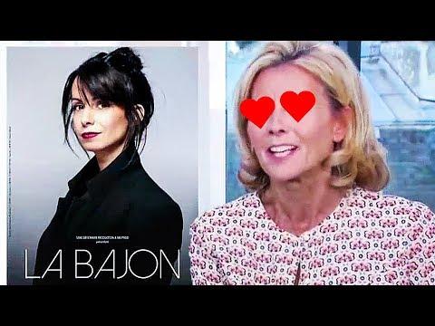 Claire Chazal annonce le spectacle de La Bajon