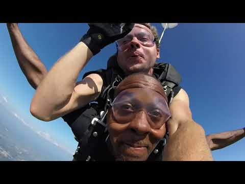 Tandem Skydive | Brodrick from Fort Worth, TX