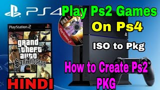 How Play ps2 games on ps4| Full Tutorial