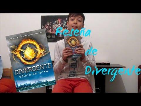 Reseña Del Libro Divergente Por Veronica Roth / SogBooks