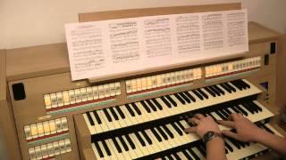 "G. Fr. Händel: ""Basso ostinato"" Andante larghetto e staccato (Conc. Nr. 11 g-Moll op. 7/5, 3. Satz)"