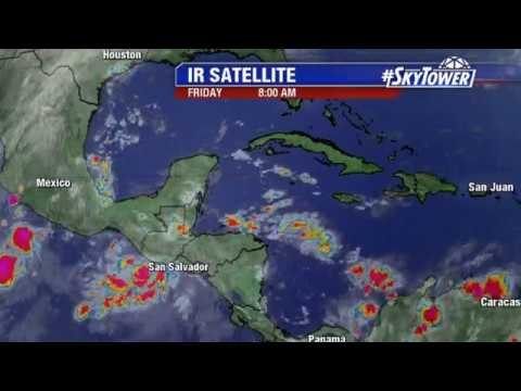 Tropical weather forecast: October 19, 2018