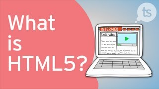 What is HTML5? thumbnail