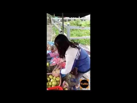 Video HD cô bé bán lê xinh đẹp gây bão mạng xã hội hút triệu view cực dễ thương (phần 3) - Yume.vn