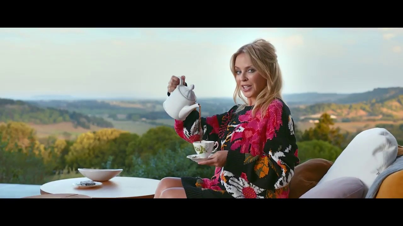 Matesong   Kylie Minogue   Music Video   Travel and Events   Australia
