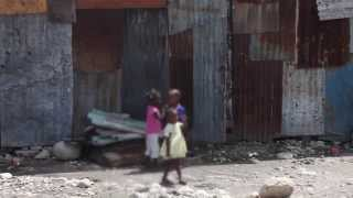 Why children are in orphanages in Haiti