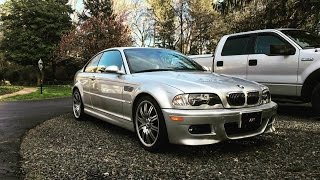 2003 e46 M3 SMG Review: A new owner's perspective