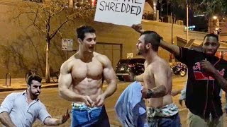 How to Make Money When You're Shredded Extras