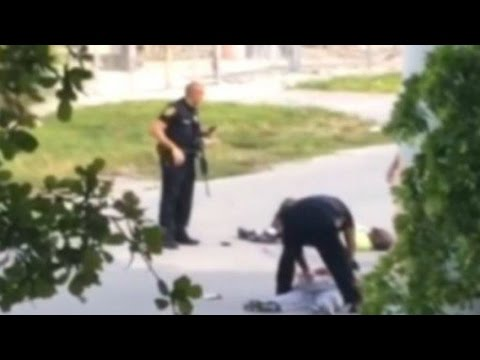 Cop Sorry They Shot Wrong Unarmed Man