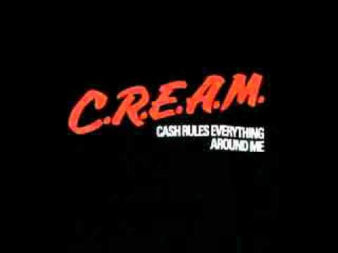 Wu Tang Clan - CREAM (free download)