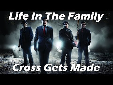 [Orgo]Life in the Family - Cross Gets Made