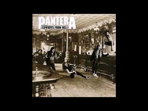 Pantera - The Art of Shredding (lyrics)