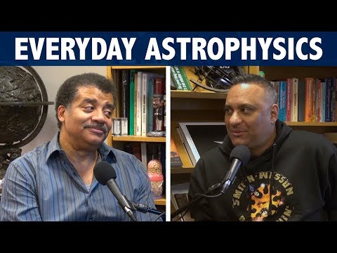StarTalk Podcast: Everyday Astrophysics With Neil DeGrasse Tyson And Russell Peters