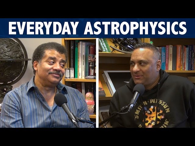 Everyday Astrophysics with Neil deGrasse Tyson and Russell Peters | Full Episode