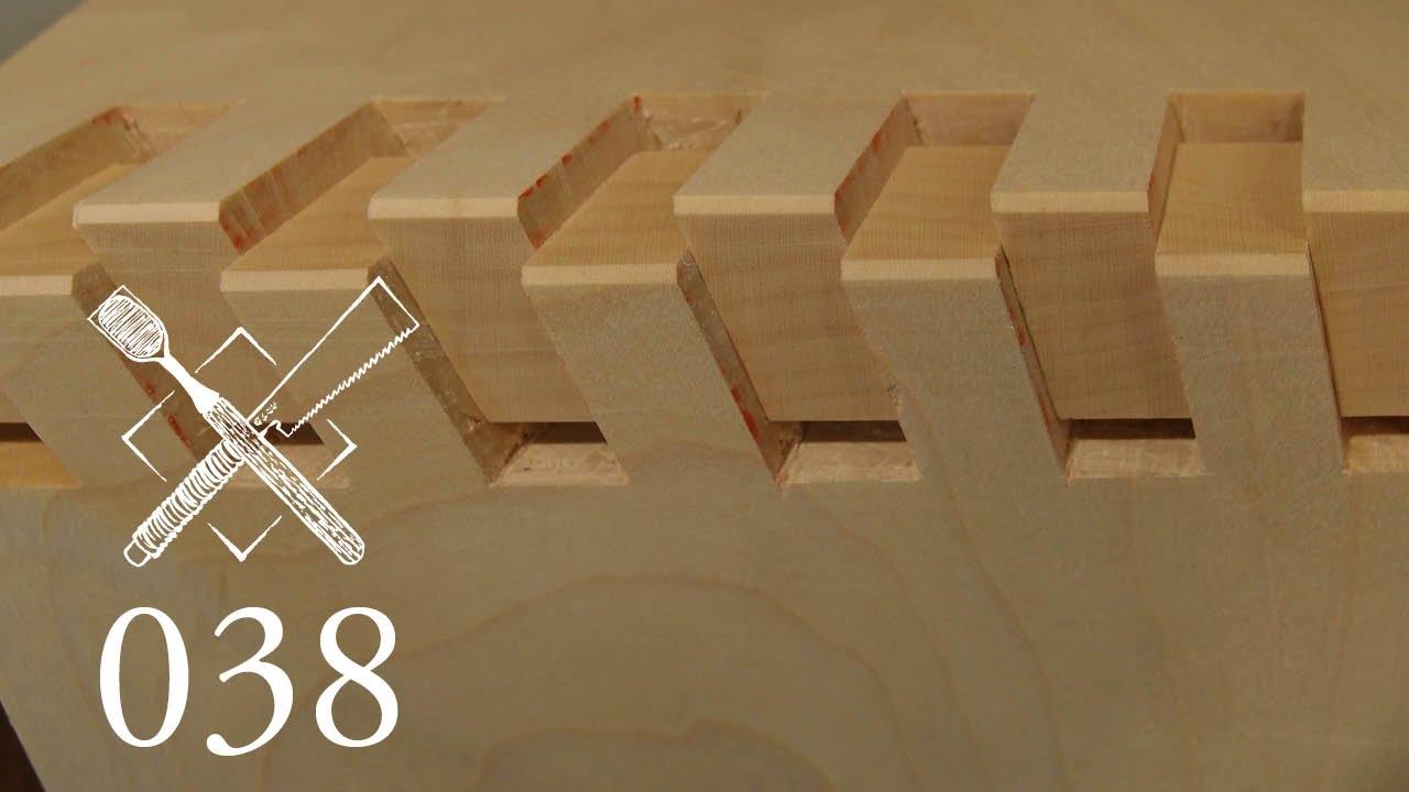 Joint Venture Ep 38 Twisted Box Joint Ryonawa Kumi Tsugi