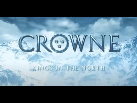 """CROWNE (Europe/H.E.A.T.) new video """"KINGS IN THE NORTH"""" off new album!"""