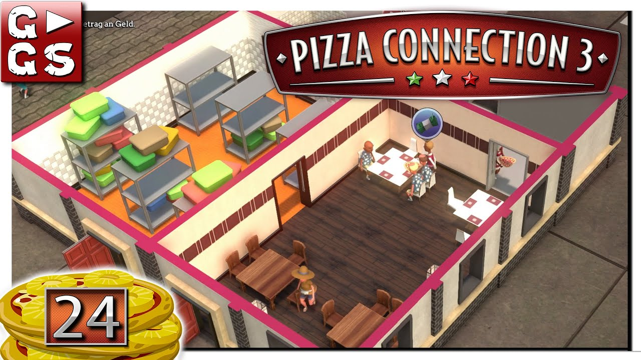 Pizza Backen Spiel