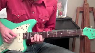 "Alabama Shakes ""Hold On"" Guitar Lesson"
