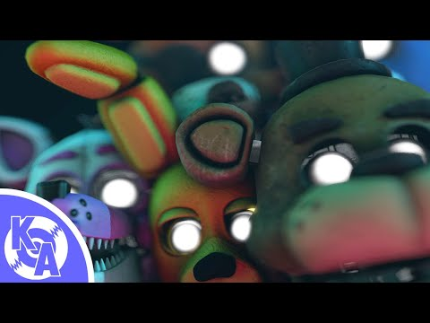 [SFM] FNAF VR HELP WANTED RAP ▶ You're Back