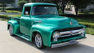 1956 Ford F100 Pickup For Sale