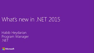 What's new in Visual Studio 2015 Build.