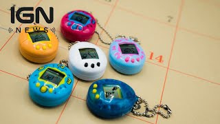 Tamagotchi Are Making a Comeback - IGN News