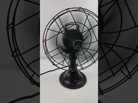 Nickels & diamonds emerson cast iron fan