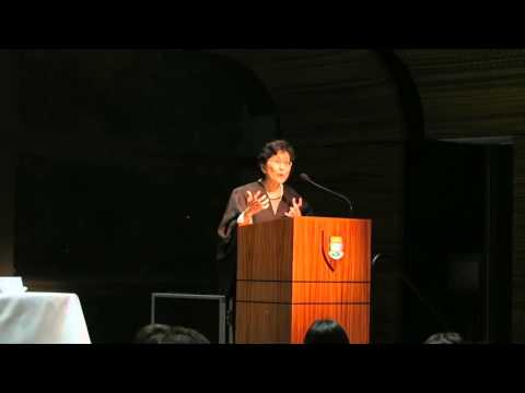 Guest speech in New College April HTD 2016