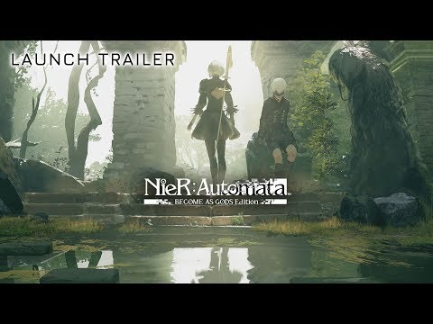 NieR:Automata BECOME AS GODS Edition Launch Trailer