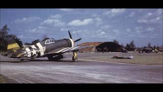 P-47 Thunderbolt Pt. 1 Design and Speed