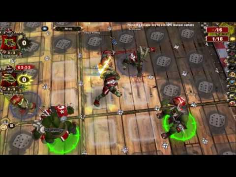 Let's Play Blood Bowl: Chaos Edition - Part 2: Match 1 Part 1 - Foul Smell |