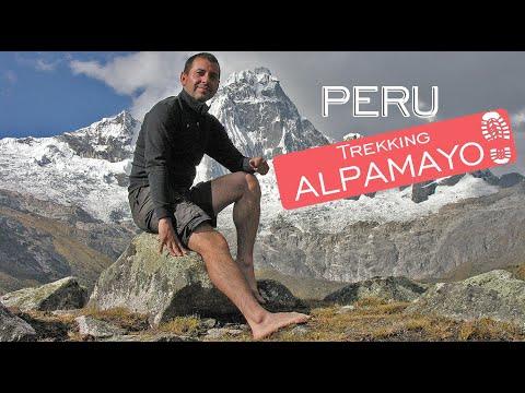 Trekking Alpamayo (Santa Cruz x Llanganuco) Cordilheira Blanca - Peru