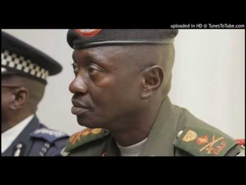 GEN. Badjie says The Gambia military has no poison powder
