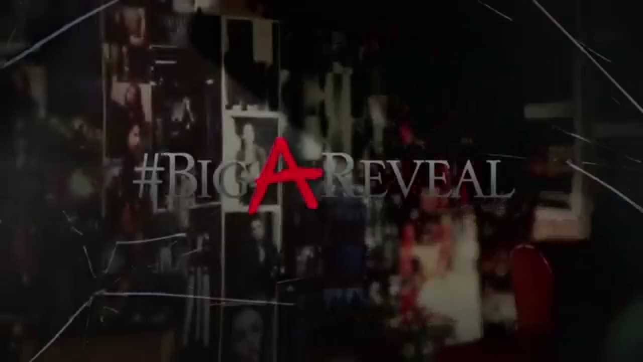 pretty little liars big a reveal youtube. Black Bedroom Furniture Sets. Home Design Ideas